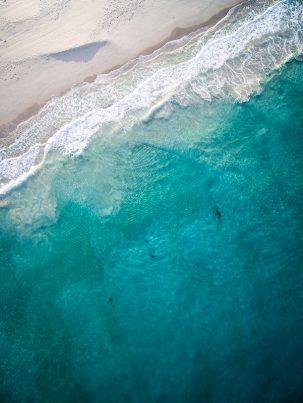 Leighton Beach, Fremantle, Western Australia