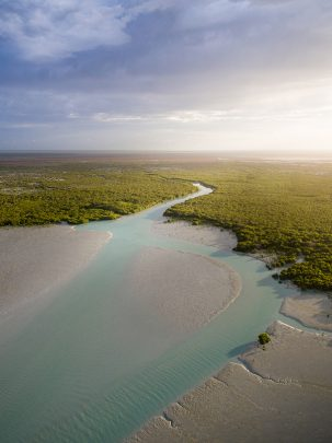 Crab Creek, Broome, Western Australia
