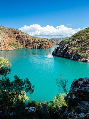 Horizontal Falls, Talbot Bay, The Kimberley, Western Australia