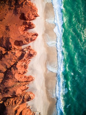 Cape Leveque Western Beach, Broome, Western Australia