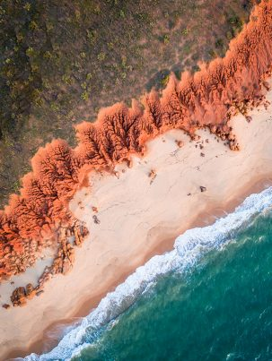 James Price Point, Broome, Western Australia