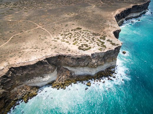 Bunda Cliffs, Great Asutralian Bight, Nullarbor, South Australia