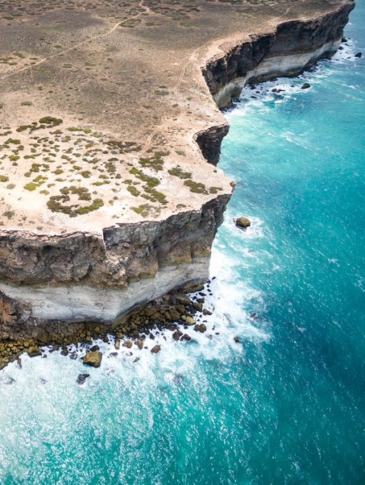 Bunda Cliffs, Great Asutralian Bight, Nullarbor, South Australia