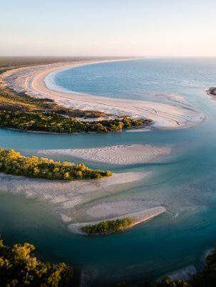 Barred Creek, Broome, Western Australia