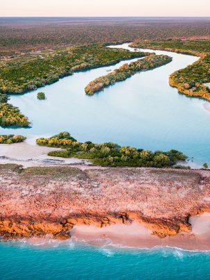 Barred Creek, Broome, Western Australia