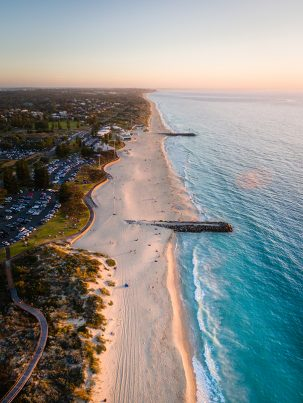 City Beach, Perth, Western Australia