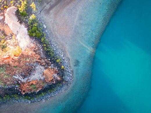 Coppermine Creek, Buccaneer Archipelago, kimberley, Western Australia