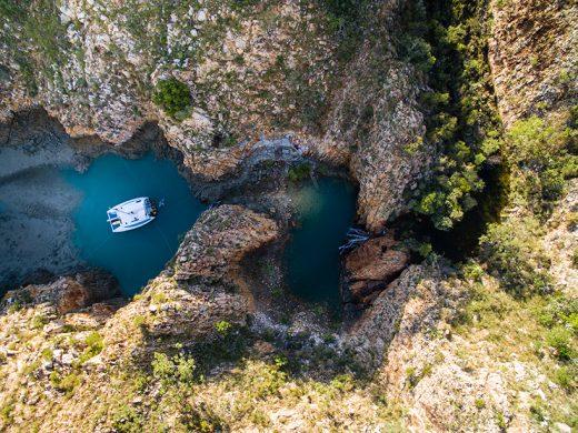 Crocodile Creek, Buccaneer Archipelago