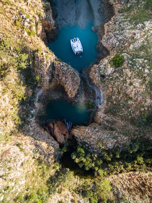 Crocodile Creek, Buccaneer Archipelago