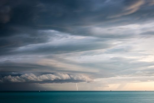 Town Beach Storm