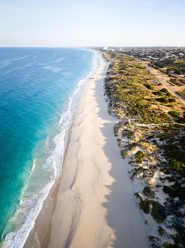 From Miles Away Floreat Beach Perth Western Australia
