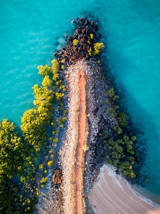 Town Beach Jetty, Broome