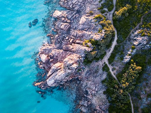 Castle Rock, Dunsborough, Western Australia