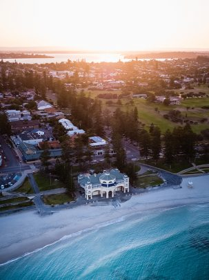 Cottesloe Beach Sunrise