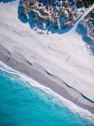 Leighton Beach, Perth, Western Australia