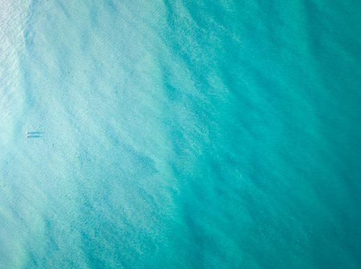 Leightron Beach, Fremantle, Western Australia, Drone, From Miles Away