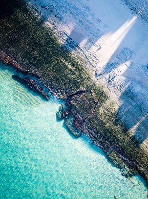 From Miles Away - Point Peron, Rockingham, Western Australia, Drone, Photo