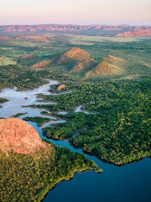 Kununurra, Western Australia, The Kimberley, Elephant Rock, Wyndham, Ord River, Emu Creek