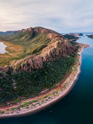 Lake Argyle, Kununurra, Western Australia, The Kimberley, Aerial, Print, Drone, Panoramic