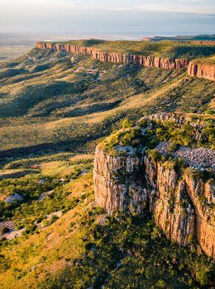 Cockburn ranges, east kimberley, kununurra, el questro, canvas print, fine art print cockburn ranges, from miles away western australia, east kimberley drone images, cockburn ranges stock images,