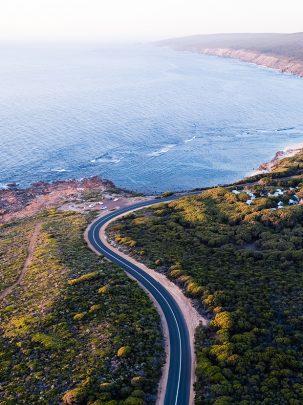 Yallingup, Western Australia, Drone, Aerial, Landscape, Drone, Print,