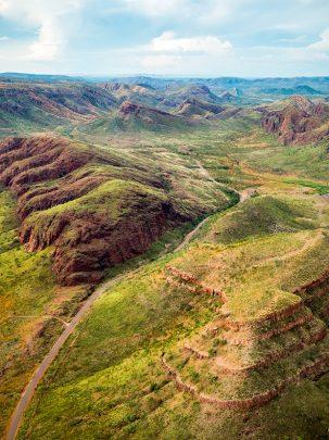 Lake Argyle, Kununurra, Kimberley, Western Australia, Drone, Aerial, Print, From Miles Away,