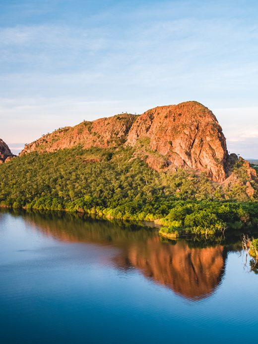 Kununurra, Kimberley, Western Australia, Drone, Aerial, Print, From Miles Away, Ord River, Elephant Rock