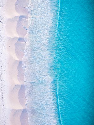 Cape Le Grand, Esperance, Western Australia, Drone, Aerial, Salty Wings, From Miles Away, Print