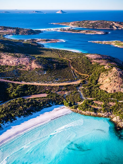 Wharton Beach, Duke of Orleans Bay, Esperance, Western Australia, Drone, Aerial, Print, Drone Pilot, Salty Wings, From Miles Away