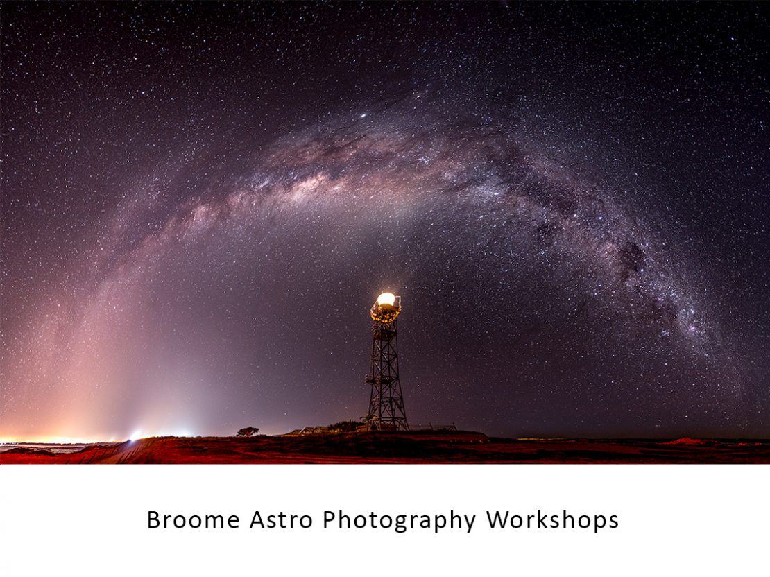 Broome Astro Photography Workshop Western Australia